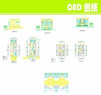 重庆汇景台别墅方案设计