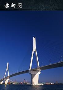 城市景观大桥图片