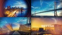 企业图片视频宣传片AE模版
