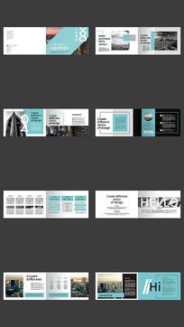 宣传画册版式设计