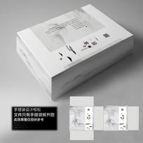 一品家纸盒包装