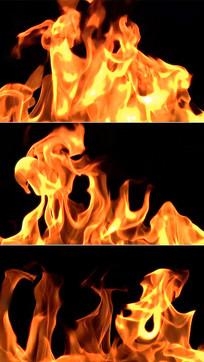 火焰视频素材