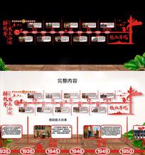 中国军队发展历史文化长廊