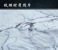 网纹雪花白大理石纹理