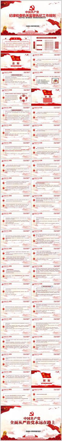 中国共产党工作机关条例PPT