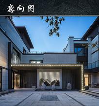 中式古典庭院设计