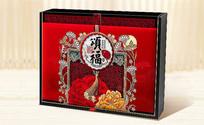 颂福月饼礼盒包装 PSD