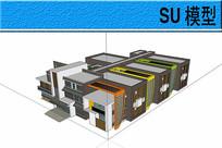 新潮幼儿园建筑设计