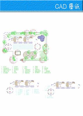 一幼儿园平面设计方案