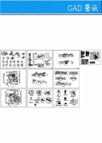 幼儿园施工图