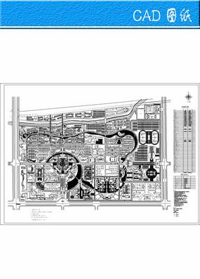 河南理工大学总平面图