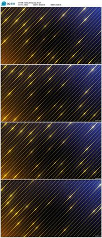 金色线条背景视频