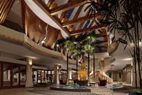 云南西双版纳酒店设计图纸