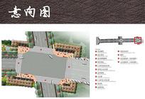 城市门户道路景观设计