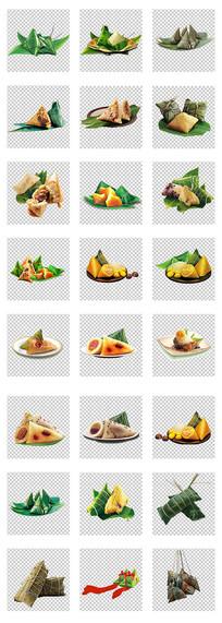 端午粽子图