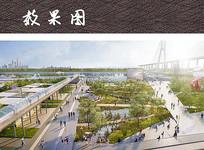 水生植物公园效果图