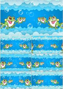 小青蛙儿歌配乐成品