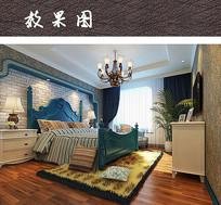 华丽欧式卧室