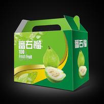 绿色番石榴包装