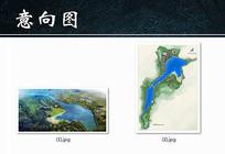 生态旅游景观规划平面图
