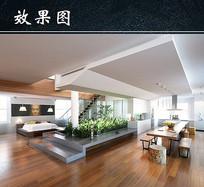 室内建筑环艺效果图