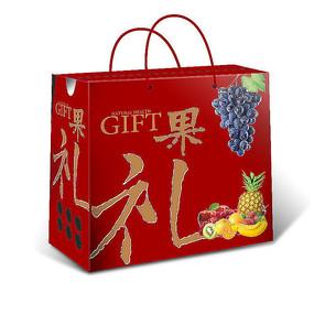 喜庆水果包装水果礼盒