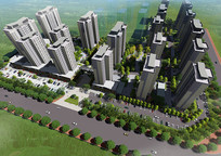 住宅小区景观方案设计