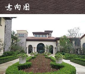 欧式别墅建筑