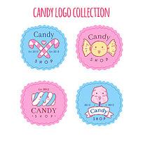 糖果包装标签设计