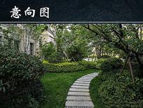 住宅景观园林景观