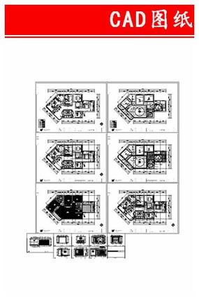 别墅建筑施工图