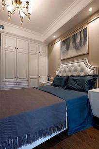 典雅简约欧式卧室