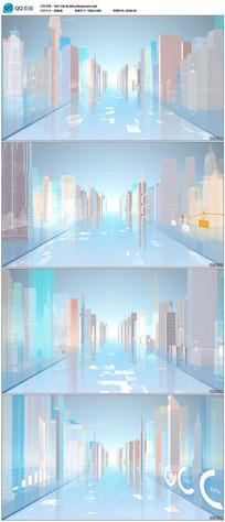 高科技城市建筑企业宣传视频