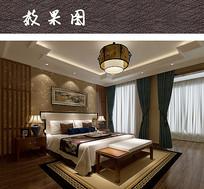 现代典雅卧室装修