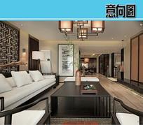 新中式房屋装修