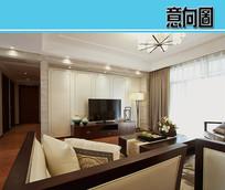 住房设计新中式风 JPG