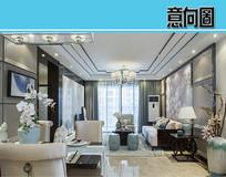 住宅新中式风 JPG