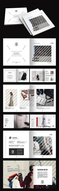 时装现代画册