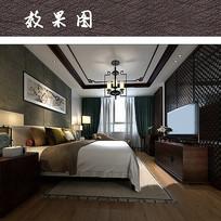 现代舒适房间装修