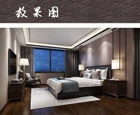 优雅中式房间设计