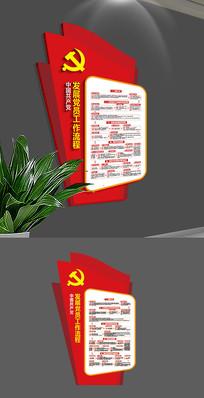 中国共产党入党流程图