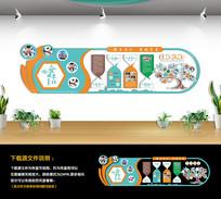 创意企业文化墙形象墙