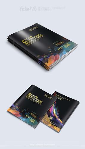 创意时尚画册封面素材