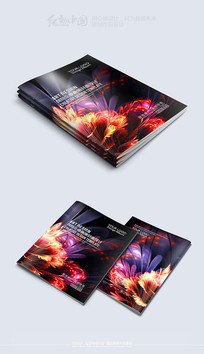 高档大气画册封面素材模板