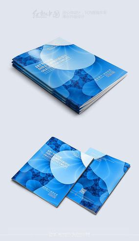 动感时尚通用画册封面素材 CDR