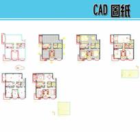 建筑方案平面图 dwg