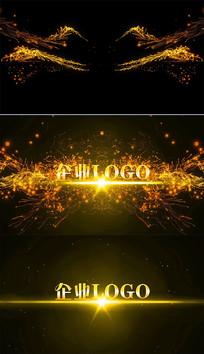大气企业LOGO片头pr模板