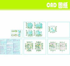 某花园别墅建筑施工图