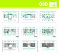 镇江办公楼装饰施工图