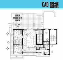 别墅二层和屋顶设计